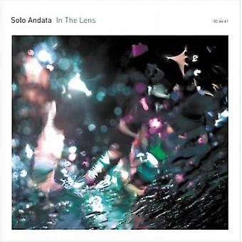 Solo Andata - In the Lens [CD] USA import