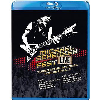 Michael Schenker - Fest: Live Tokyo International Forum Hall a [Blu-ray] USA import