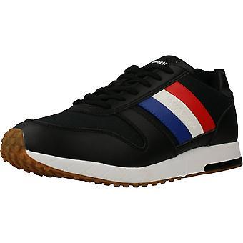 Le Coq Sportif Sport / Jazy Classic Flag Kleur Zwarte Schoenen