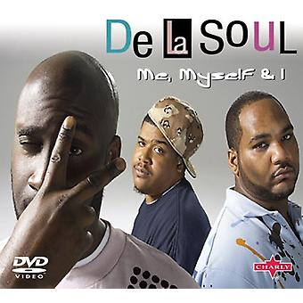 De La Soul - Me Myself & I [CD] USA import
