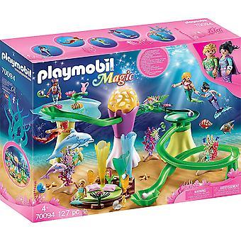Playmobil 70094 Magic Mermaid Cove med oplyst kuppel