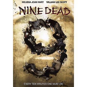 Nine Dead [DVD] USA import