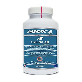 Fish Oil Ab (Fish Oil) 120 capsules of 1200mg