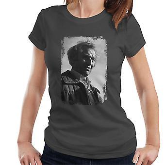 TV kertaa John sulaa Sweeney 1976 naisten t-paita