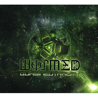 Wormed - Quasineutrality [CD] USA import