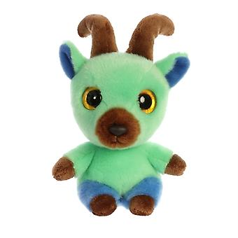 YooHoo Kicks Alpine Ibex Soft Toy 12cm