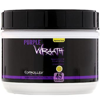 Controlled Labs, Purple Wraath, Purple Lemonade, 1.26 lbs (576 g)