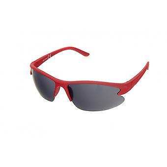 Solglasögon Unisex Röd/Svart (H65)