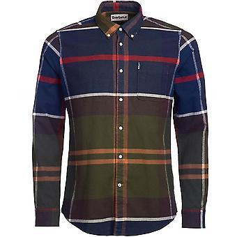 Barbour Tailored Fit Tartan 7 Shirt