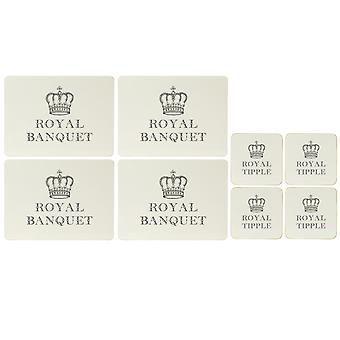 English Tableware Co. Majestic Placemats and Coasters
