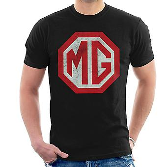MG Classic Logo British Motor Heritage Herre&apos,s T-skjorte