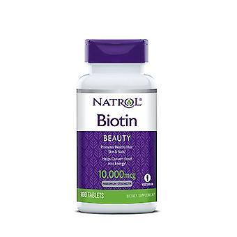 Natrol Biotin, 100 tab