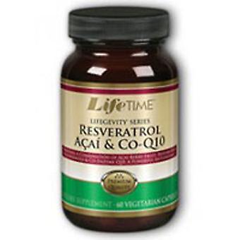 Life Time Nutritional Specialties Resveratrol, 60 vcaps