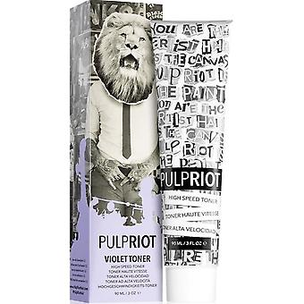 Pulp Riot Semi Permanent Cruelty-free & Vegan Hair Dye Toner - Violet 90ml
