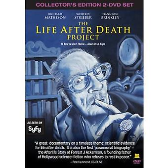 Leben nach dem Tod Projekt [DVD] USA import