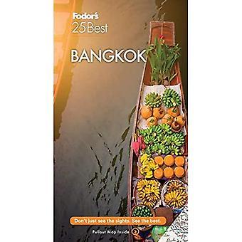Fodor's Bangkok 25 Best (Full-color Travel Guide)