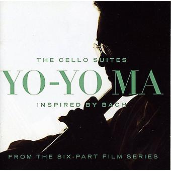 Yo-Yo Ma - geïnspireerd door Bach: The Cello Suites [Remastered] [CD] USA importeren