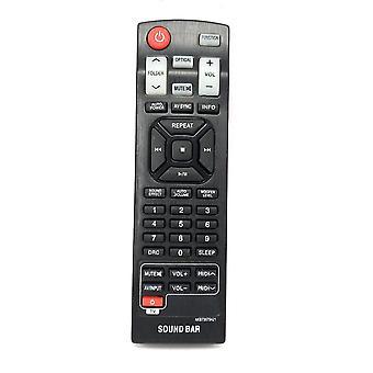 Wymień AKB73575421 dla LG Sound Bar System Remote Control NB3530A NB3532A