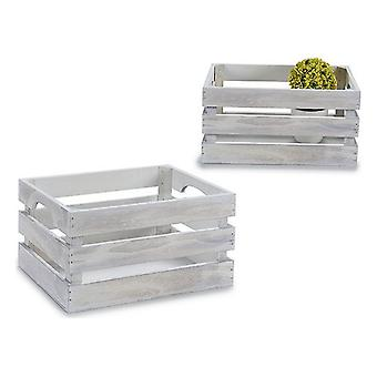 Storage Box White (26 x 13 x 16 cm)