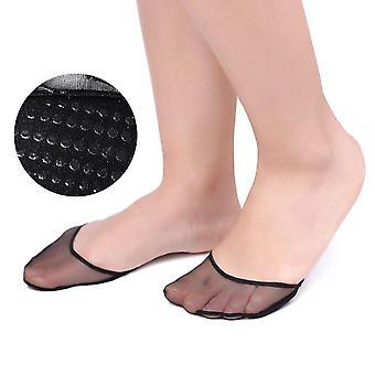 Anti-Rutsch-Transparente kurze Socken Sommer aushöhlen weibliche weich unsichtbar