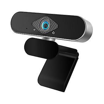 USB-Webkamera, Hd AutoFokus, Super Weitwinkel, integrierte Rauschunterdrückung