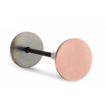 Ruostumattomasta teräksestä valmistettu oviaukon kansi - levyn täyteaine