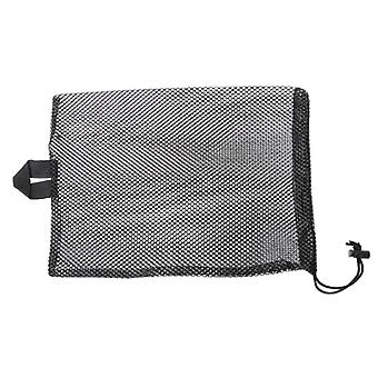 Quick Dry Swim Dive Net, Bag, Drawstring Type Water Sport Snorkel Flippers