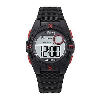 Tekday 654703 men's watch