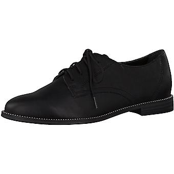 Low Heels Casual Black Matt