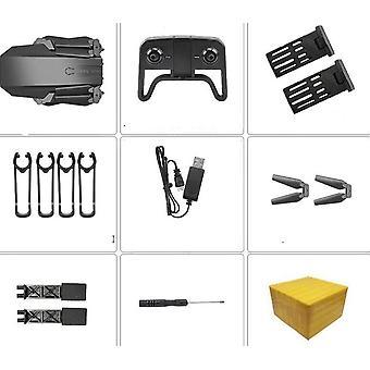 4k Hd Camera Foldable Mini Quadcopter Wifi Fpv Selfie Drones