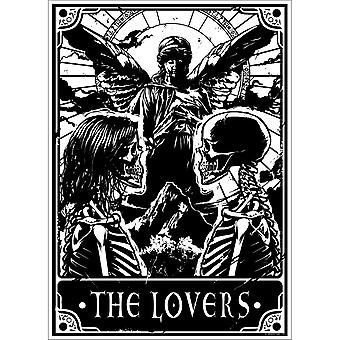 Deadly Tarot The Lovers Poster