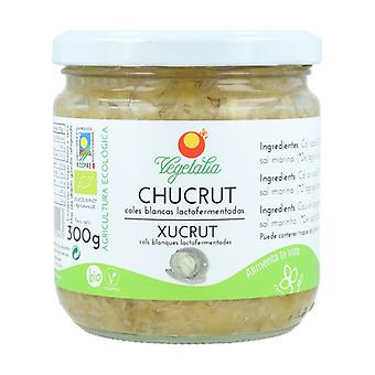 عضوي أبيض Sauerkraut 300 غرام