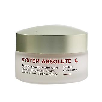 Annemarie Borlind System Absolute System Anti-Aging Regenerating Night Cream - For Mature Skin 50ml/1.69oz