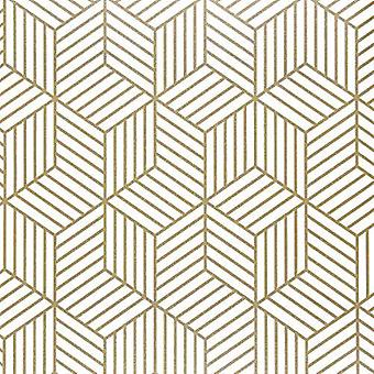 Haokhome Hexagon Contact Paper Removable Peel And Stick Wallpaper Self Adhesive