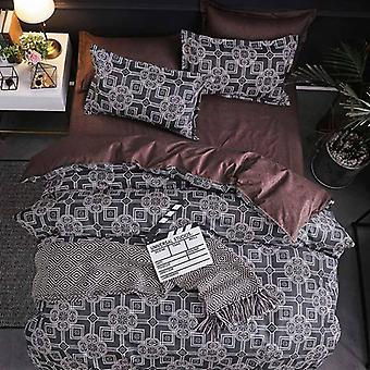 Queen Full Twin Comforter Bed Linens ( Set 3)