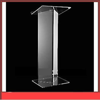 Transparent Acrylic Lectern /acrylic Platform /perspex Rostrum /plexiglass Dais