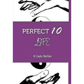 Perfect 10 Life by Nicole Adams - 9781367470354 Book