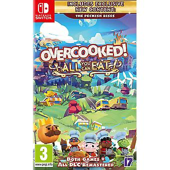 Overcooked! All You Can Eat Nintendo Switch Game