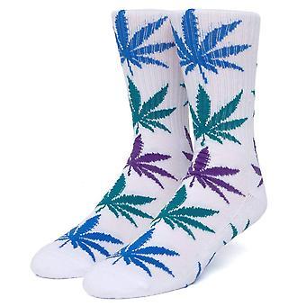 HUF Worldwide Socks Gradient Leaves Plantlife Sock