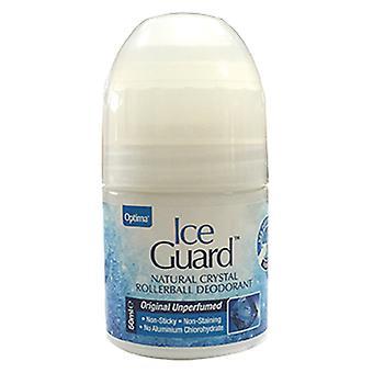 Optima Desodorante de Sales Minerales en Roll On, 50 Ml