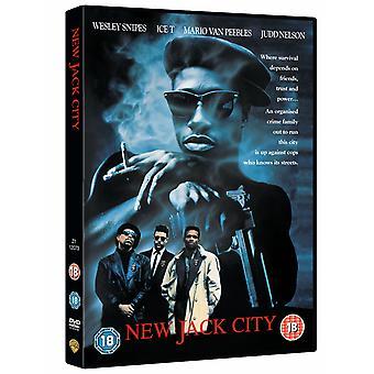 Neue Jack City DVD