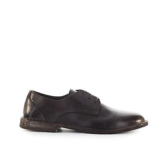 Moma Brown Derby Lace Up