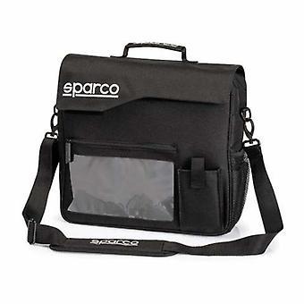 Shoulder Bag Sparco Co-Driver 2019 Black