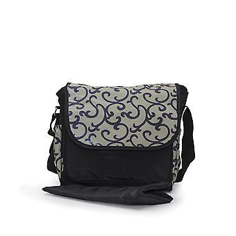 Moni wrap tas Cassie met Wrapping pad en schouderriem