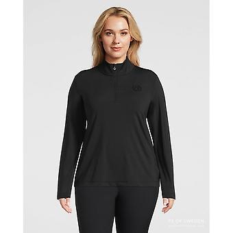PS of Sweden Ps Of Sweden Curvy Anna Womens Baselayer - Black