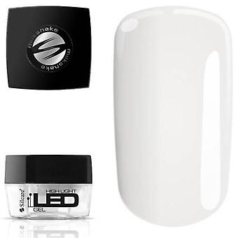 High Light LED Gel - Builder Milkshake - 15 g - Silcare
