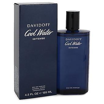 Água Fria Intensa por Davidoff Eau De Parfum Spray 4.2 oz