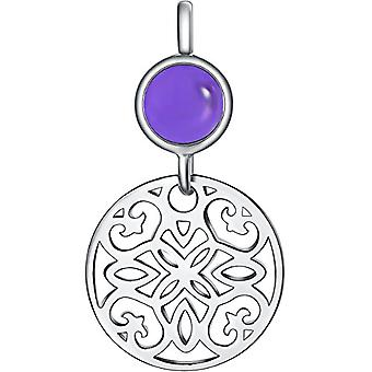 Nahla Jewels - Pendant - Sterling Silver 925 with zircon, Zircon Pendant, Sterling Silver Pendant, Ref Jewelry. 4250761709124