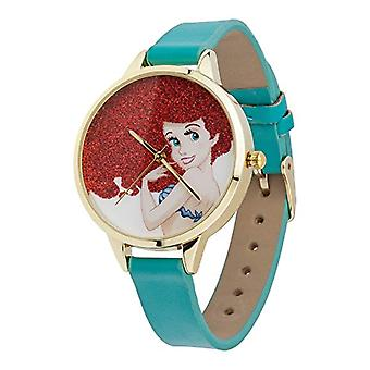 Joy Toy Analog Quartz Watch Girl with Painted Leather Strap 62192