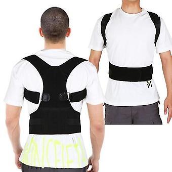 男性女性のための肩の背筋サポートベルト